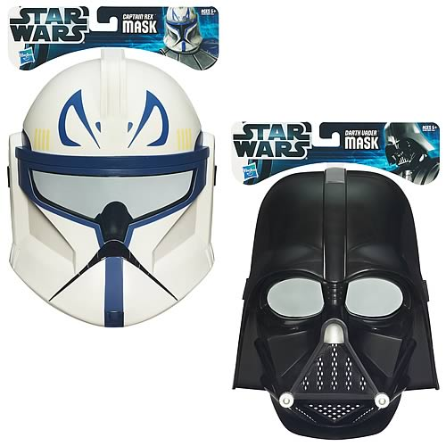 Star Wars Masks Wave 1 Set