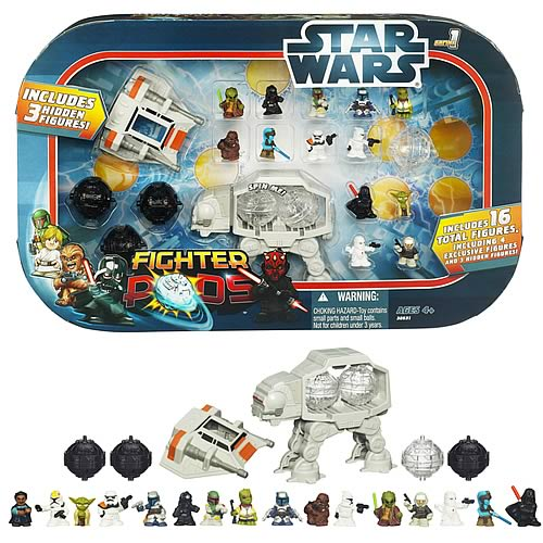 Star Wars Fighter Pods 16-Pack