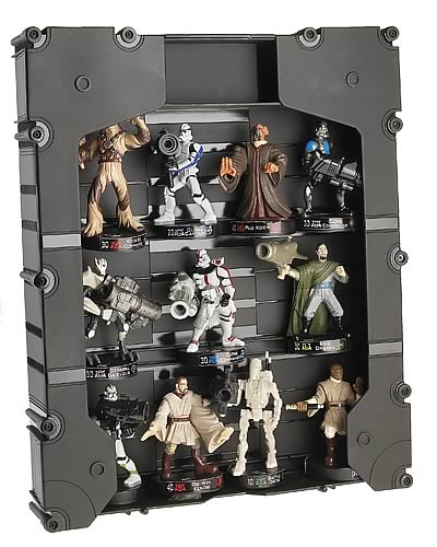 Star Wars Attacktix Battle Carry Case Assortment 1