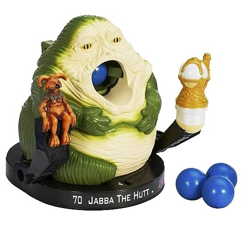 Star Wars Attacktix Battle Masters Jabba the Hutt