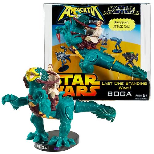 Star Wars Attacktix Battle Masters Boga