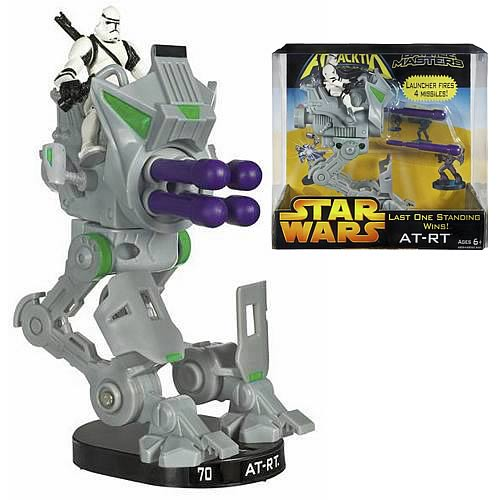 Star Wars Attacktix Battle Masters AT-RT