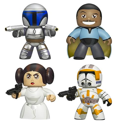 Star Wars Mighty Muggs Vinyl Figures Wave 3