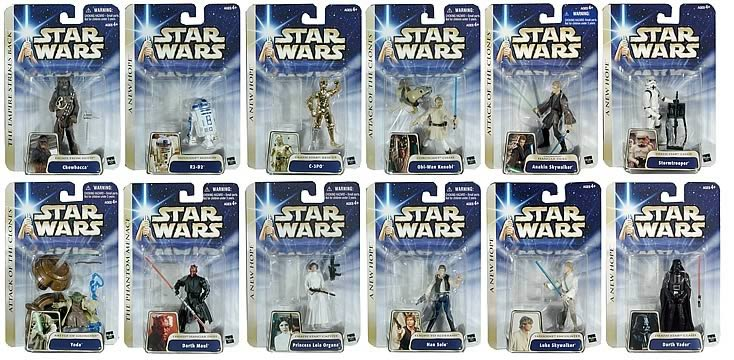 SW Hall of Fame Assortment