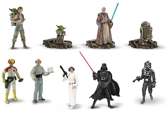 Original Trilogy Basic Figures Wave 8.25