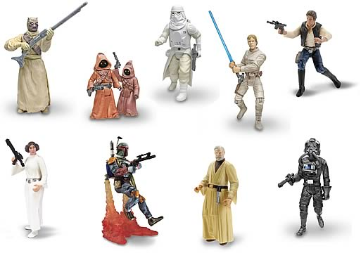 Original Trilogy Basic Figures Wave 8.75
