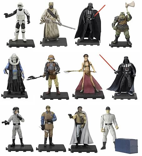 Original Trilogy Basic Figures Wave 11.5