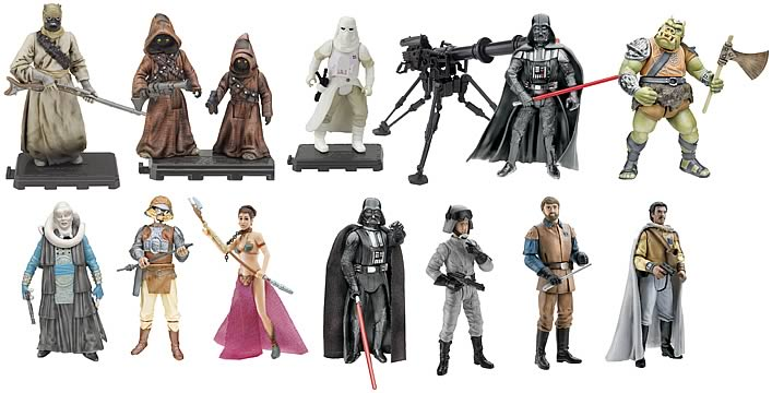 Original Trilogy Basic Figures Wave 11
