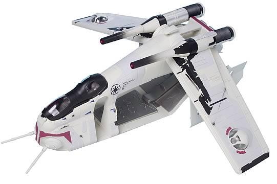 Clone Wars Republic Gunship Hasbro Star Wars