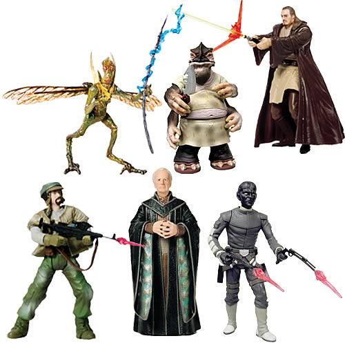Star Wars Episode II Collection 2 (Wave 5)