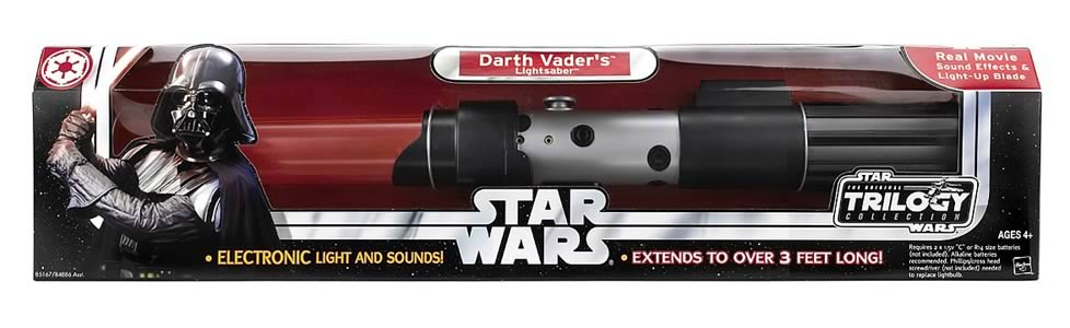 Original Trilogy Electronic Darth Vader Lightsaber