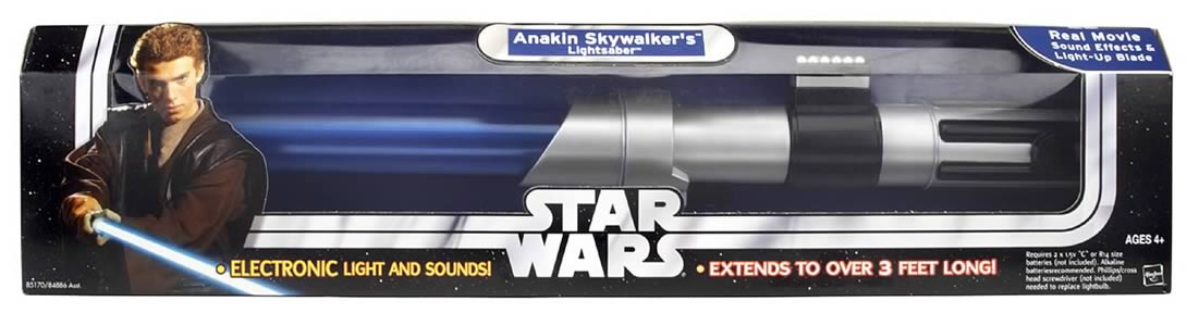 Original Trilogy Electronic Anakin Skywalker Lightsaber