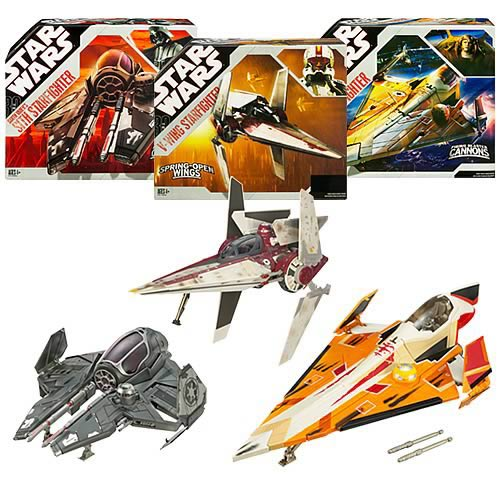 Star Wars Saga Collection Vehicles Wave 8 Revision 3