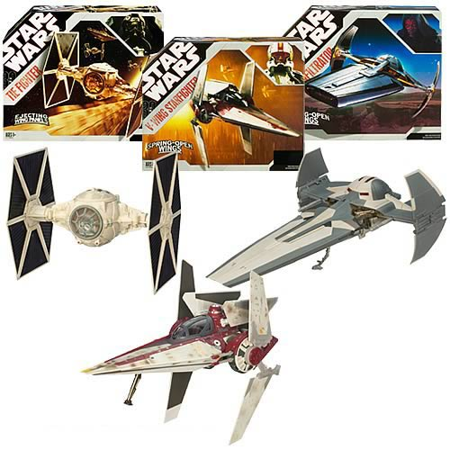 Star Wars Saga Collection Vehicles Wave 8 Revision 4