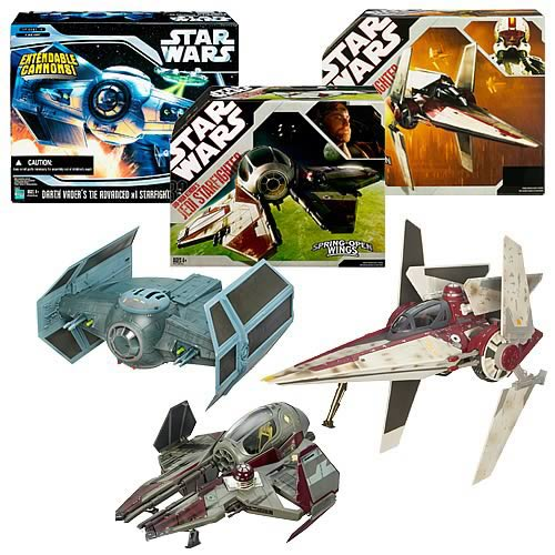 Star Wars Saga Collection Vehicles Wave 8 Revision 5