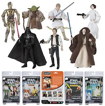 Original Trilogy Vintage Figures Wave 2.5