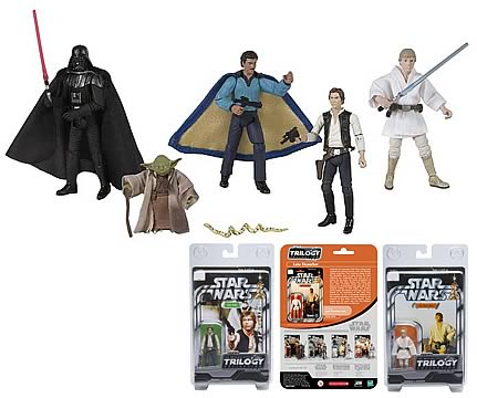 Original Trilogy Vintage Figures Wave 2