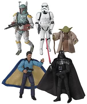 Original Trilogy Vintage Figures Wave 3, Revision 2