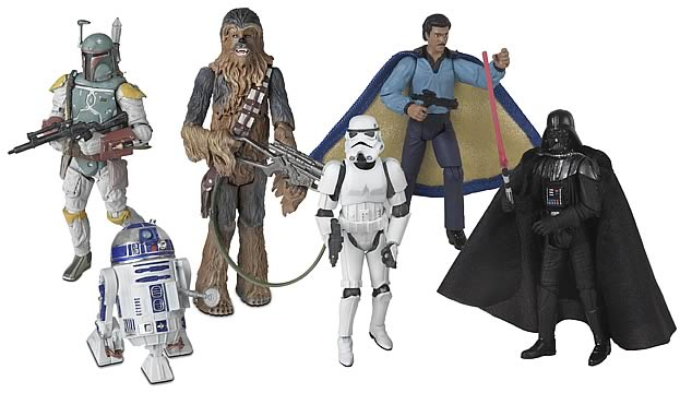 Original Trilogy Vintage Figures Wave 3