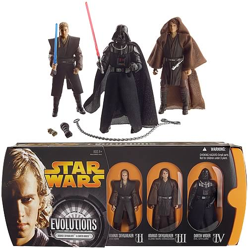 Star Wars Evolutions Pack 1: Anakin to Vader