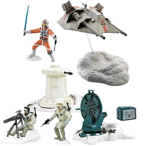 Star Wars Unleashed Deluxe Battle Packs Wave 1 Set