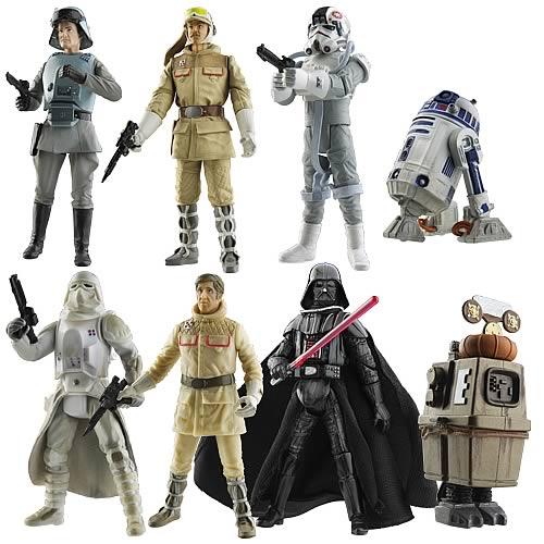 Star Wars Saga Figures Wave 2