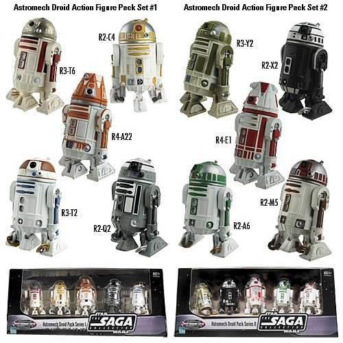 EE Exclusive Star Wars Astromech Droids Case