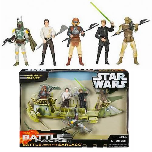 Star Wars Battle Above The Sarlacc Battle Pack