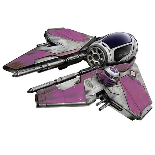 Star Wars Mace Windu's Jedi Starfighter Vehicle