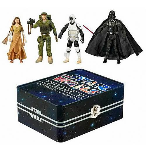 Star Wars Episode VI Action Figure Tin