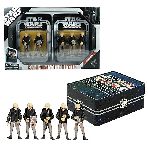 Star Wars Cantina Band Action Figures