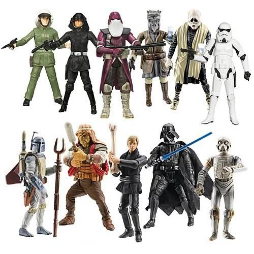 Star Wars 30th Anniversary Figures Wave 4