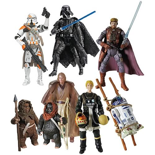 Star Wars 30th Anniversary Figures Wave 7