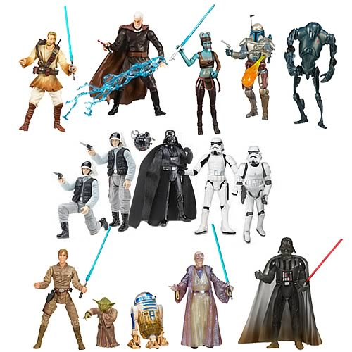 Star Wars Action Figure Battle Packs Wave 2