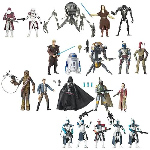 Star Wars Action Figure Battle Packs Wave 5