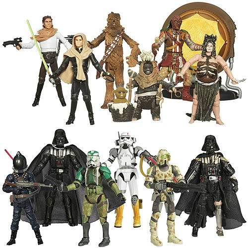 Star Wars Legacy Collection Action Figures Wave 1 Revision 2