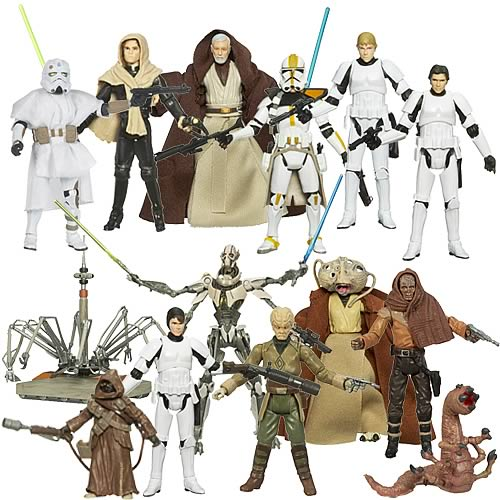 Star Wars Legacy Collection Action Figures Wave 5