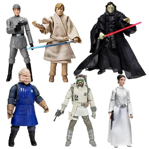 Star Wars Legacy Collection Action Figures Wave 6