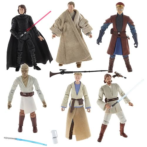 Star Wars Legacy Collection Action Figures Wave 7