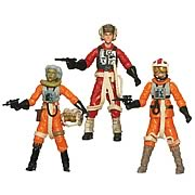Star Wars Evolutions Rebel Pilots Legacy #2 Action Figures
