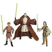 Star Wars Evolutions The Jedi Legacy Action Figures