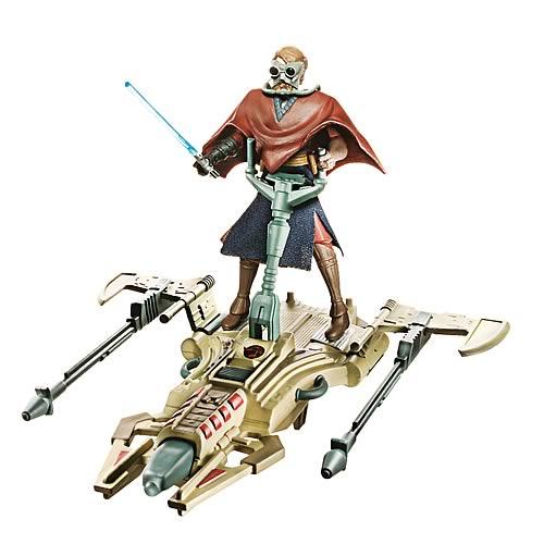Star Wars Clone Wars Anakin Skywalker Desert Sport Skiff