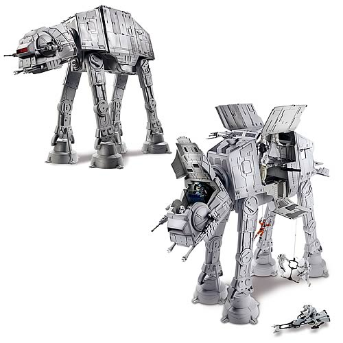 Star Wars Deluxe AT-AT Vehicle