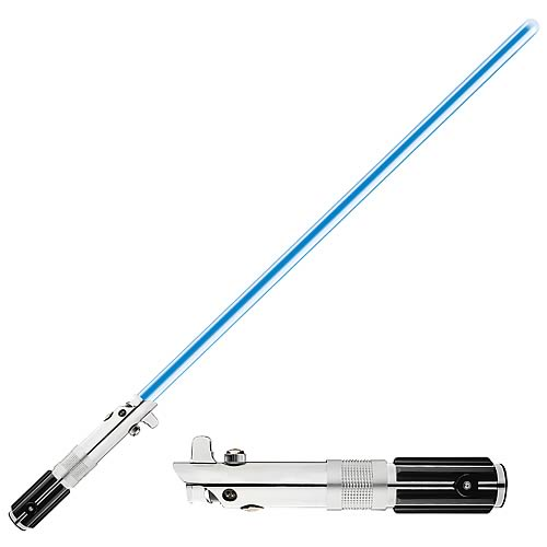 Star Wars Anakin Skywalker FX Removable Blade Lightsaber