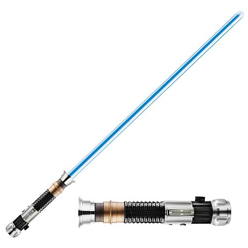 Star Wars Obi-Wan Kenobi Force FX Removable Blade Lightsaber