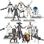 Star Wars Clone Wars Action Figures Wave 7