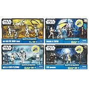 Star Wars Clone Wars Battle Packs Wave 3