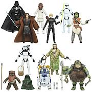 Star Wars Action Figures Vintage Wave 3 Revision 2