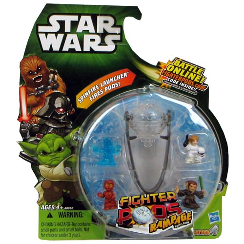 Star Wars Fighter Pods Battle Figures 4-Pack Series 4 Case