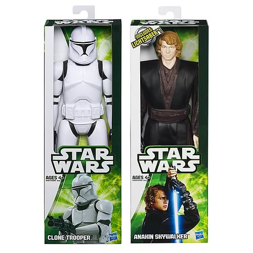 Star Wars 12-Inch Action Figures Wave 1 Set